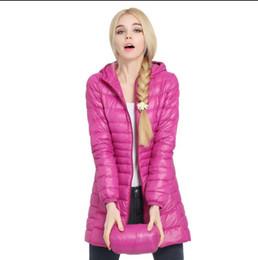 Down Parka Famous Brand Designer Winter Jacket Women Long White Duck Down Jacket Outwear Ultralight Hooded Thin Coat