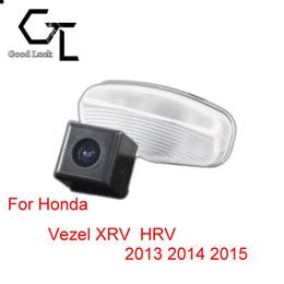 For Honda Vezel XRV X-RV HRV HR-V 2013 2014 2015 Wireless Car Auto Reverse Backup CCD HD Rear View Camera Parking Assistance