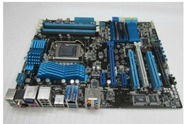 Wholesale original motherboard For ASUS P8P67 PRO DDR3 LGA for I3 I5 I7 CPU GB USB3 SATA3 P67 motherboard