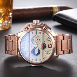 Wholesale Business Casual watch multi functional bar brand DZ watch men DZ