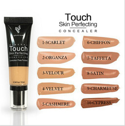 Wholesale Younique liquid concealer touche eclat Mineral touch skin perfecting concelaer Moisturizer BB Creams Concealer CC Cream Makeup colors