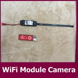 Las mini cámaras digitales en Línea-Módulo de la cámara WIFI temperamento a prueba de antena ocultada HD 1080P Mini DV Video Inicio de Seguridad CCTV Cámaras de vídeo digital