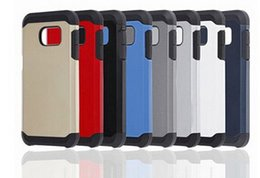 Wholesale Super hOT For Galaxy S7 S7 EDGE S6 S6 edge Case Tough Armor Case for Samsung Galaxy Note Cover Case EXTREME PROTECTION Without Packag