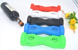 Wholesale Retail H10 Balance Car Scooter Wireless Bluetooth Mini Speaker Twisting Car Balancing Wheel Hoverboard Shape Stereo TF USB Handsfree VS H7
