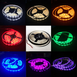5M 3528 waterproof SMD LED Flexible Strip 300 leds 500cm, WHITE,BLue red green warm white
