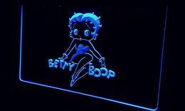 Wholesale LS081 b Boop Neon Light Sign jpg