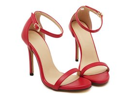 2016 New Hot-selling Summer shoes Peep Toe Sweet Fashion Women's Sandals Thin Heel Pumps Princess High Heels Women Shoes