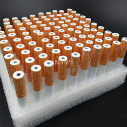 Wholesale One Hitter Pipes Real Cigarette Shape Pipe One Hitter Bat box Aluminum Metal Smoking Pipes for Smoking Price