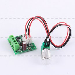 Wholesale DC New V V V V V A Low Voltage Motor Speed Controller PWM B
