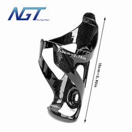Wholesale High end Quality Carbon Bottle Bicycle Water Holder Bottle Cage For Mountain Bike Carbono Holder Accessories Sports GT BC