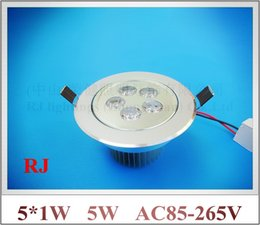 Wholesale LED ceiling spot light W LED downlight LED recessed ceiling light lamp AC V lm two years warranty
