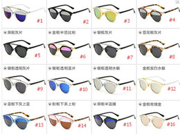 Wholesale 2016 So Real sunglasses for women mental polarized sunglasses brands UV sunglasses for women s retro vintage sunglass colors