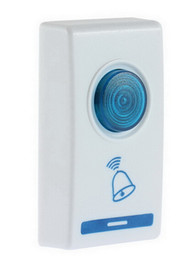 Wholesale 1 LED Wireless Chime Door Bell Doorbell Wireles Remote control Tune Songs Drop Shipping C1 New Arrival