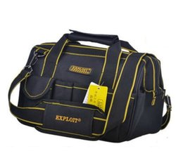Wholesale Small Shoulder Handbag Portable Electrical Package Toolkit Tool Bag x17x20cm