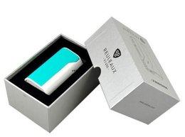 Acheter en ligne Evic vtc-Date 100% authentique Wismec Reuleaux RX200 TC Mod 3 * 18650 Powered By Joyetech Chip Wismec RX200 vs Wismec Reuleaux DNA200 Evic VTC