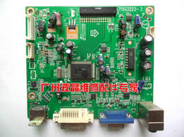 Wholesale LA21TW S driver board G3222 motherboard logic board USED