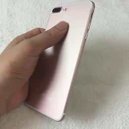 2017 pouces 1gb Black en stock Nouveau Unlocked Goophone i7 i7s Plus Quad Core MTK6582 5,5 pouces réel 1GB + 8GB Afficher 1G 128 Go cellulaire Android Smart Phone smartphone