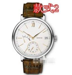 Wholesale Hot Sale High end Switzerland Fashion Casual Portofino Series Automatic Mechanical Male Leather Watch