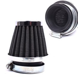 Wholesale 35MM Motorcycle Motor Power ATV Scooter Air Intake Filter Replacement Sales