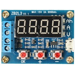 Wholesale 1 V battery capacity tester external load discharge capacity test New Design