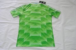 Wholesale germany retro green jerseys Klinsmann