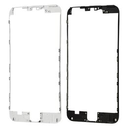 High Quality For iphone 5 5s 5c 6 6plus Middle Frame Bezel Frame Bracket Housing with Hot Glue Replacement