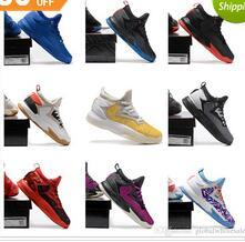 Wholesale Free postage Lillard Easter Day basketball shoes High quality men DLillard Basketball bo ots size