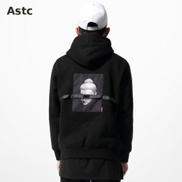 Wholesale Fashion Sweatshirt Buddha Upgrade Tide Style Hoodies Streetwear Hip Hop Kanye West Coast Skateboard Assassins Creed Off White
