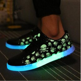 2015 emitting luminous women casual shoes men no LED lights glowing shoes no led shoes for adults shoes Fluorescence