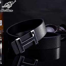 Wholesale brand designer Fashion Mens Business Belts Luxury Ceinture Smooth buckle Genuine Leather Belts For Men women Waist Belt Free Ship