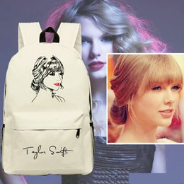 Taylor Swift backpack Pop star school bag Singer daypack Quality schoolbag New game play day pack