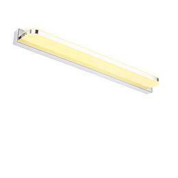 Fashion 520mm led bathroom mirror light 85-265V 8W 12W led bedroom cosmetic mirror lamp make-up lighting
