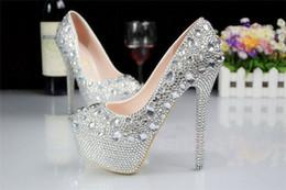 Chaussures Femmes Mode Chaussures Sexy Night Club Stiletto Talons Chaussures Chaussures Elegant Cuir Plain Party Chaussures chaussures de mariage de taille supplémentaire plain shoes heels on sale à partir de chaussures simples talons fournisseurs