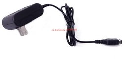Wholesale AC Home Wall Power Supply Charger Adapter Cable for Nintendo DS NDS GBA SP