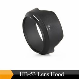 Wholesale HB HB53 mm Bayonet Mount camera lens Hood for Nikon AF S Nikkor mm f G ED VR