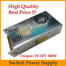 New 360W DC 12V 30A Regulated Switching Power Supply Universal Restaurant