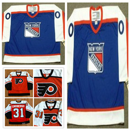 Personalized Men's New York Rangers Hockey Premier Jerseys Philadelphia Flyers High Quality & Stitched Custom Any Name & Number jerseys