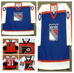 Personalized Men's New York Rangers Hockey Premier Jerseys Philadelphia Flyers High Quality & Stitched Custom Any Name & Number jerseys
