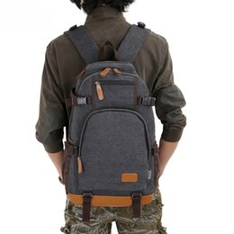 Wholesale Canvas Backpack For Fashion - Sky fantasy fashion canvas men's daily travel duffle backpacks for laptop Korean style vogue hipster versatile youth boy school bag