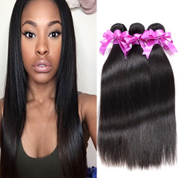 Wholesale Ali Moda Hair Company Indian Virgin Hair Straight Unprocessed Indian Straight Remy Hair Cheap Human Hair Bundles Best Quality