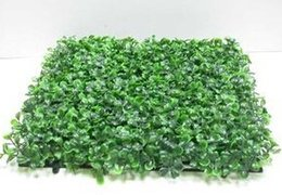 Wholesale hot selling artificial turf Artificial plastic boxwood grass mat cm cm