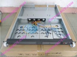 Wholesale 1u computer case pc size motherboard hard drive u server industrial computer case belt fan