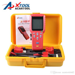 Wholesale 2016 Hot selling Original X100 pro X100 Plus Auto Key Programmer Update Online x100 key programmer with EEPROM Adapter