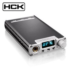 Wholesale New XDuoo XD Portable Audio DAC Headphone AMP bit khz Native DSD Decoding DSD256 PCM KHZ DXD KHZ With OLED Display
