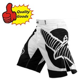 Wholesale In stock MMA professional Fight shorts Muay Thai Boxing Jujitsu shorts