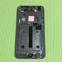 For Meizu MX4 MX 4 X4 Black Digitizer Touch Screen Panel Sensor Glass + LCD Display Panel Monitor Screen Assembly + Frame
