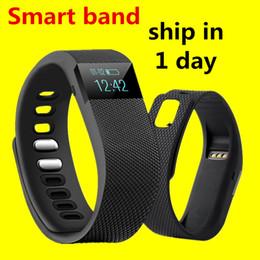 Mi bracelet de bande en Ligne-Smart Band Fitness Tracker Bluetooth 4.0 Bracelet Smart Podomètre Bracelet Pour iOS Samsung Android TW64 PK Fitbit Mi bande