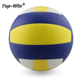 Wholesale volleyball Light fitness training young beach sports steam game ball not hurt the hand with nylon bag and needle