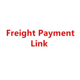 Wholesale Address errors and other unexpected situations need to reship freight payment link