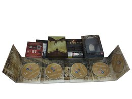Wholesale ap5566 new hot popular TV Series Game of Thrones The Complete Season Fifth Four th Disc Set DVD Uk Version Region
